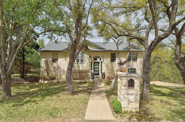 21019 Ridgeview Loop, Lago Vista, TX 78645 (#4637967) :: Zina & Co. Real Estate