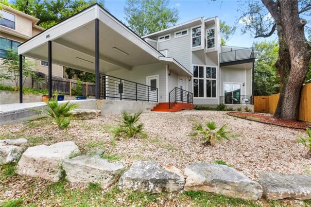 1105 Mason Ave A, Austin, TX 78721 (#4641403) :: Ana Luxury Homes