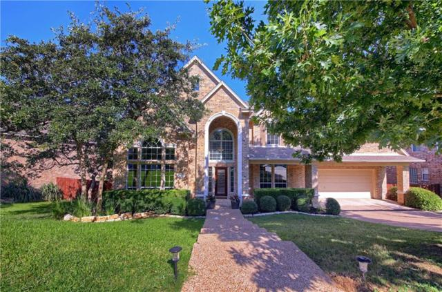 2809 Welton Cliff Dr, Cedar Park, TX 78613 (#4641613) :: The Smith Team