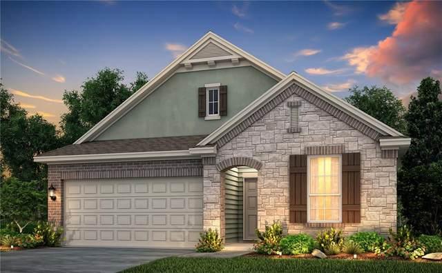 5444 Vanner Path, Georgetown, TX 78626 (#4641810) :: Ben Kinney Real Estate Team