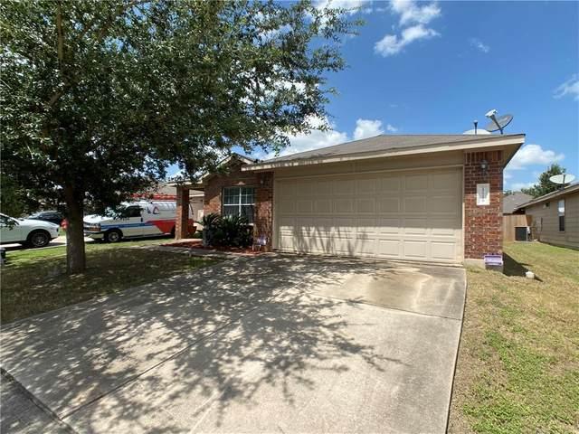 17716 Wild Lily Cv, Elgin, TX 78621 (#4642027) :: Papasan Real Estate Team @ Keller Williams Realty