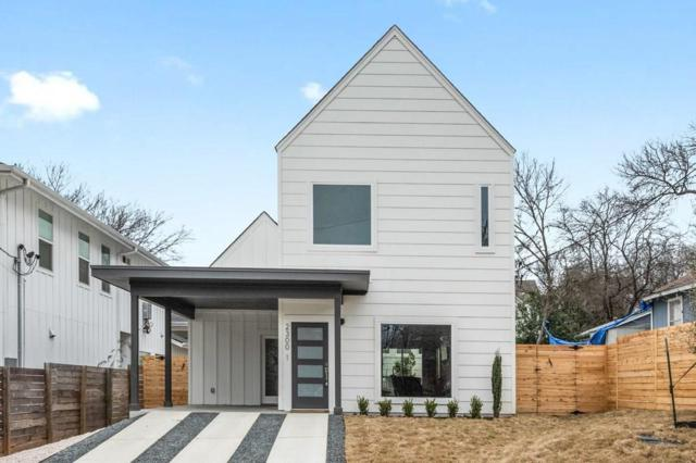 2300 E 10th St #1, Austin, TX 78702 (#4642658) :: Papasan Real Estate Team @ Keller Williams Realty
