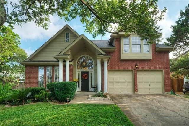 7606 Basil Dr, Austin, TX 78750 (#4643899) :: Zina & Co. Real Estate