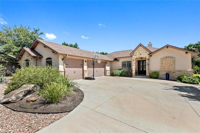 110 Vinca Dr, Lakeway, TX 78734 (#4644155) :: The Perry Henderson Group at Berkshire Hathaway Texas Realty