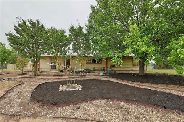 351 Live Oak, Liberty Hill, TX 78642 (#4644263) :: Papasan Real Estate Team @ Keller Williams Realty
