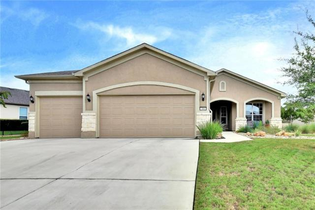 204 Hills Of Texas Trl, Georgetown, TX 78633 (#4649767) :: The Perry Henderson Group at Berkshire Hathaway Texas Realty