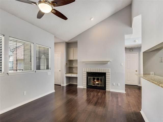 3001 Cedar St A-316, Austin, TX 78705 (#4650128) :: Ben Kinney Real Estate Team