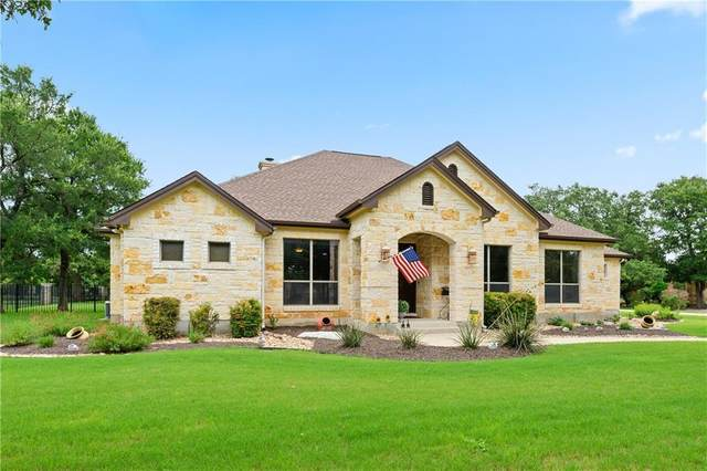 104 Roble Roja Dr, Georgetown, TX 78633 (#4651403) :: Papasan Real Estate Team @ Keller Williams Realty