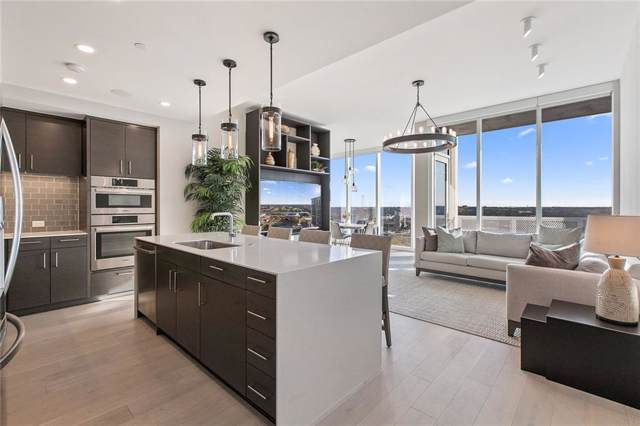 301 West Ave #2505, Austin, TX 78701 (#4652838) :: The Summers Group