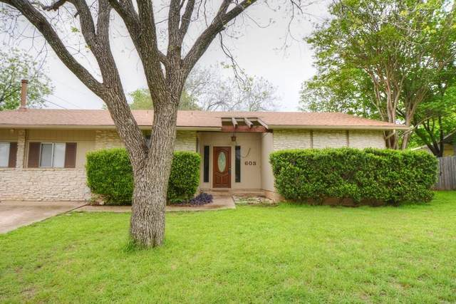 603 Parkway St, Georgetown, TX 78628 (#4653527) :: The Heyl Group at Keller Williams