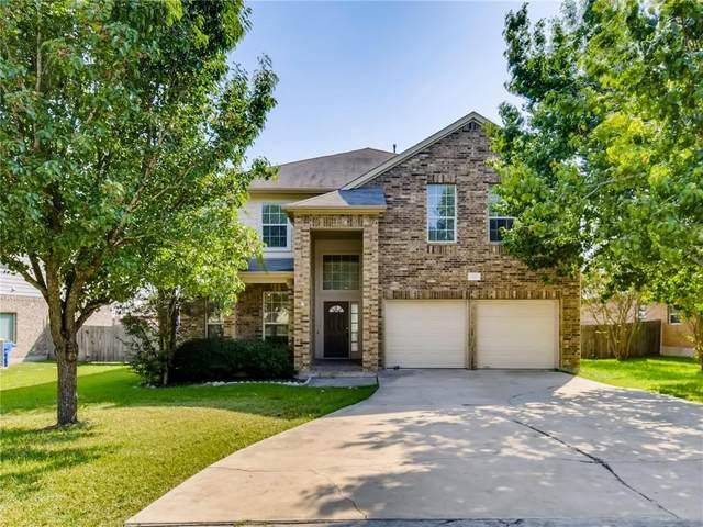 2801 Purple Thistle Dr, Pflugerville, TX 78660 (#4655254) :: Papasan Real Estate Team @ Keller Williams Realty
