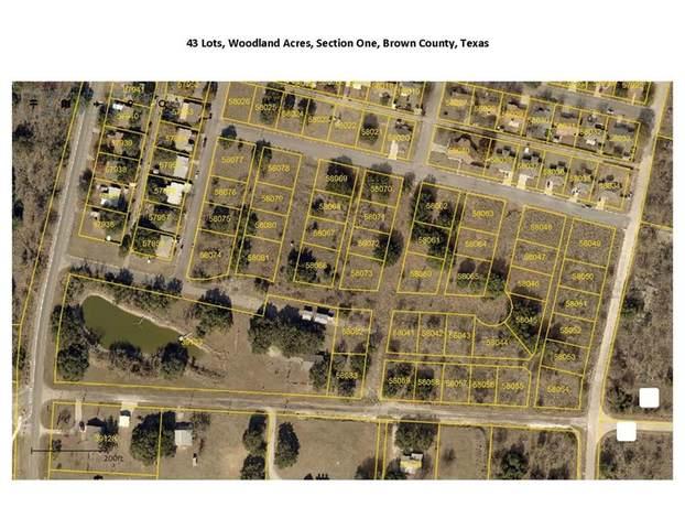 2102 Sierra Dr, Brownwood, TX 76801 (#4656695) :: Papasan Real Estate Team @ Keller Williams Realty