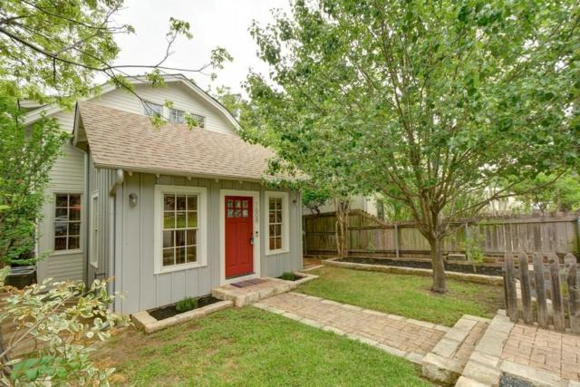 1608 W 11th St, Austin, TX 78703 (#4658840) :: The Gregory Group