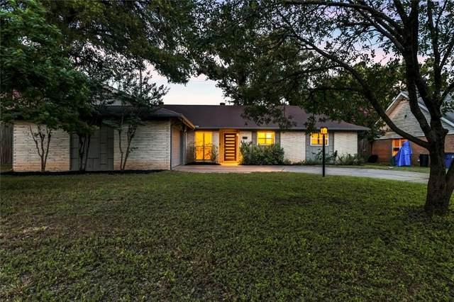 5709 Exeter Dr, Austin, TX 78723 (#4660126) :: Papasan Real Estate Team @ Keller Williams Realty