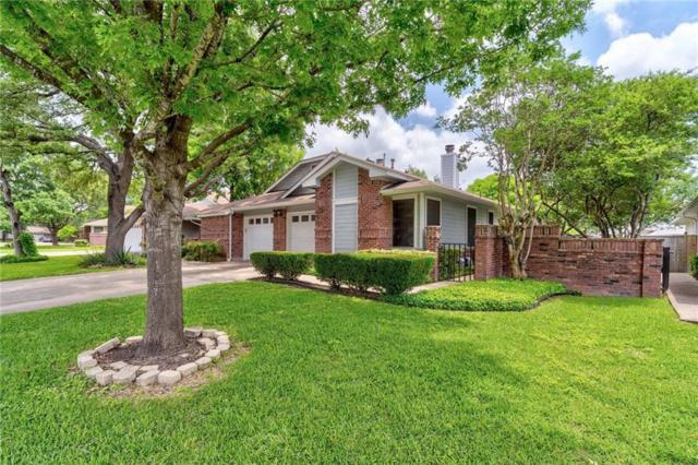 12305 Furrow Cv A, Austin, TX 78753 (#4661681) :: The Heyl Group at Keller Williams
