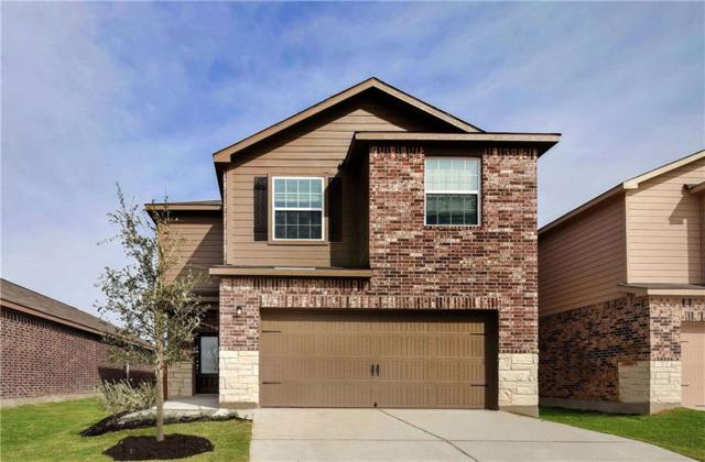 19808 Grover Cleveland Way, Manor, TX 78653 (#4662584) :: The ZinaSells Group