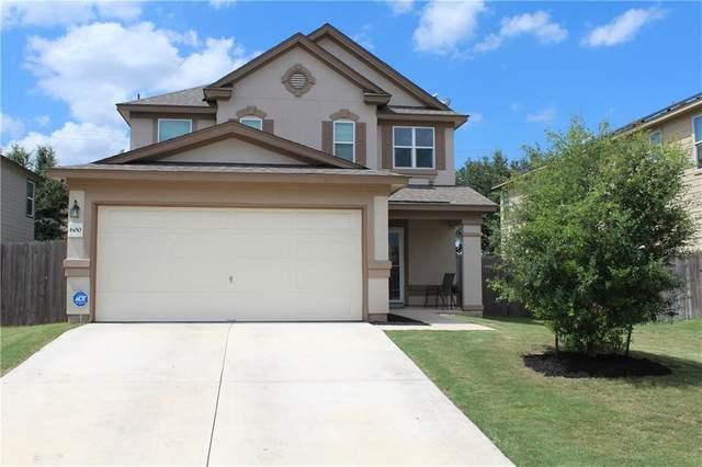 600 Estes Park, Taylor, TX 76574 (#4666534) :: Papasan Real Estate Team @ Keller Williams Realty