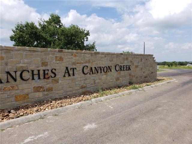 Lot 128 Three Creeks Dr, Bertram, TX 78605 (#4666738) :: Zina & Co. Real Estate