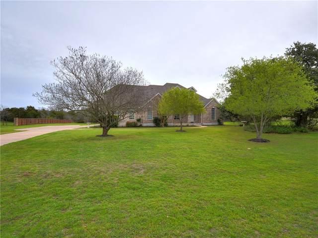 1374 Elliott Ranch Rd, Buda, TX 78610 (#4667110) :: 10X Agent Real Estate Team
