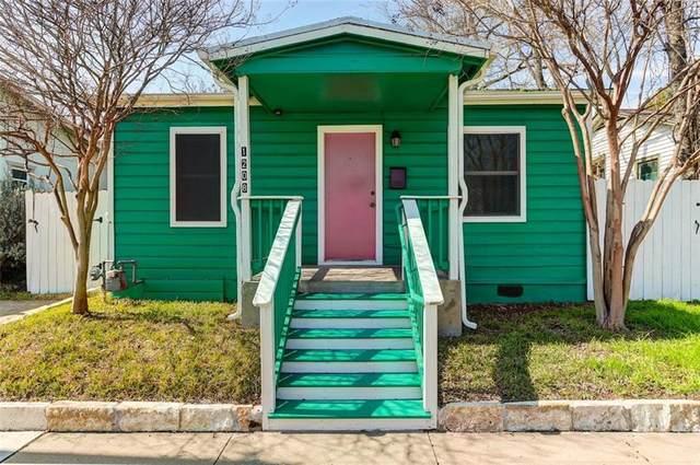 1208 Chestnut Ave, Austin, TX 78702 (#4668085) :: Watters International