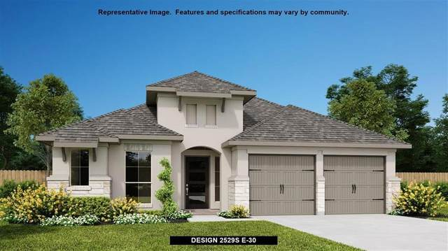 2724 Grizzly Way, Leander, TX 78641 (#4669997) :: First Texas Brokerage Company