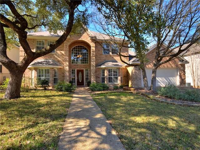 307 Ridge Run Dr, Georgetown, TX 78628 (#4670418) :: Douglas Residential