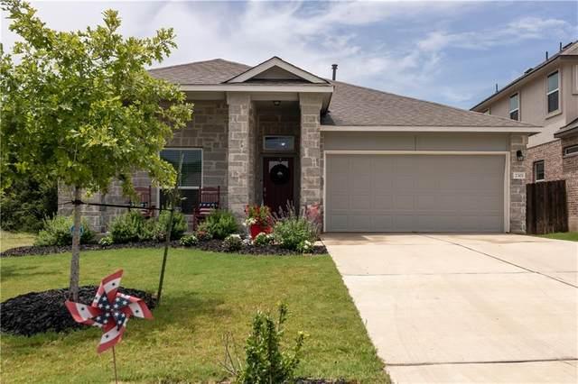2301 Singletree Bnd, Georgetown, TX 78628 (#4670758) :: Papasan Real Estate Team @ Keller Williams Realty