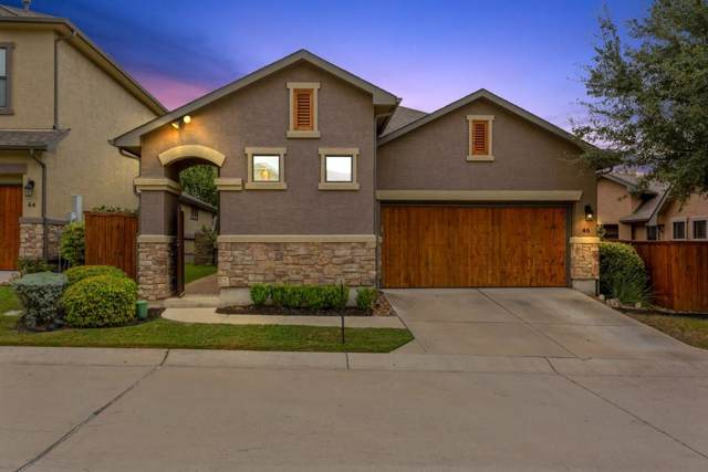 4332 Teravista Club Dr #45, Round Rock, TX 78665 (#4671492) :: Papasan Real Estate Team @ Keller Williams Realty