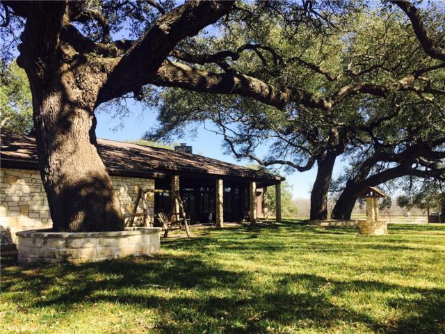 6106 Farm Road 437, Val Verde, TX 76569 (#4671725) :: RE/MAX Capital City