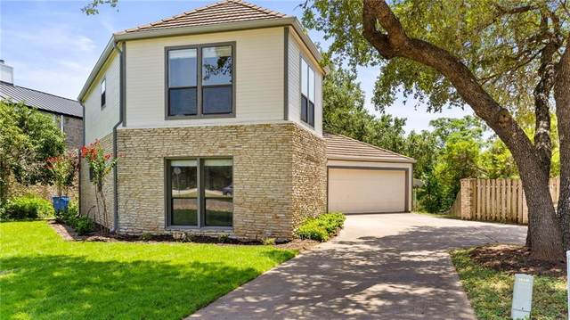 126 Acapulco Dr, Lakeway, TX 78734 (#4676611) :: Resident Realty