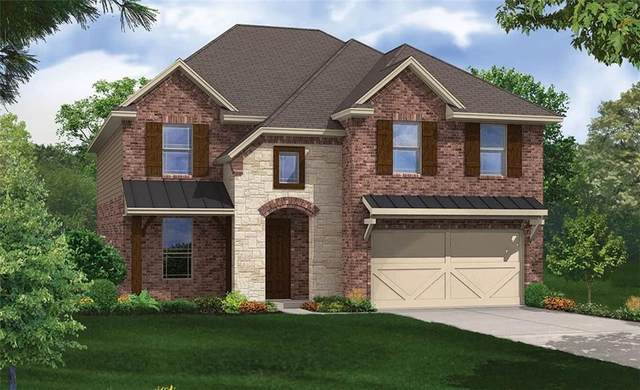610 Roaming Dr, Hutto, TX 78634 (#4677918) :: Papasan Real Estate Team @ Keller Williams Realty
