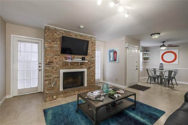 2906 West Ave #7, Austin, TX 78705 (#4679873) :: Realty Executives - Town & Country