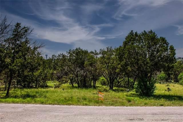 0 Palomino Pass, Horseshoe Bay, TX 78654 (#4680675) :: Papasan Real Estate Team @ Keller Williams Realty