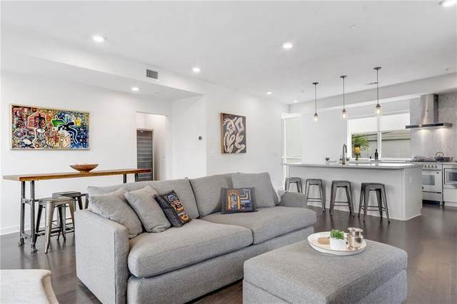 2003 Wilson St #1, Austin, TX 78704 (#4683402) :: The Summers Group