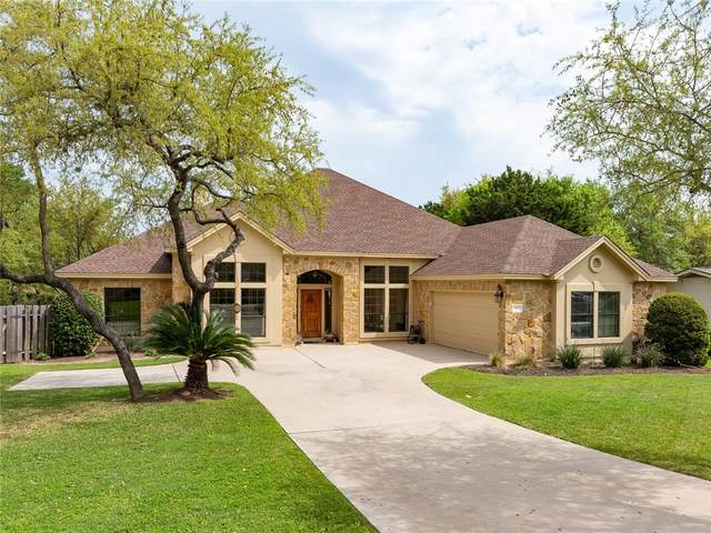 119 Highlander St, Lakeway, TX 78734 (#4687364) :: Ben Kinney Real Estate Team