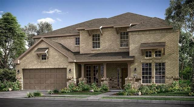 2925 Miletto Dr, Round Rock, TX 78665 (#4687938) :: The Summers Group