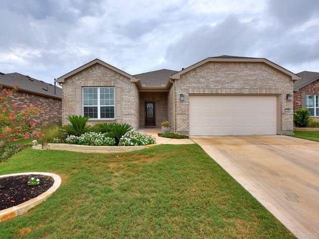 218 Tradinghouse Creek St, Georgetown, TX 78633 (#4690903) :: RE/MAX Capital City