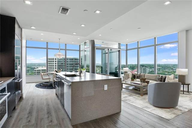 501 West Ave #1504, Austin, TX 78701 (#4691136) :: Zina & Co. Real Estate