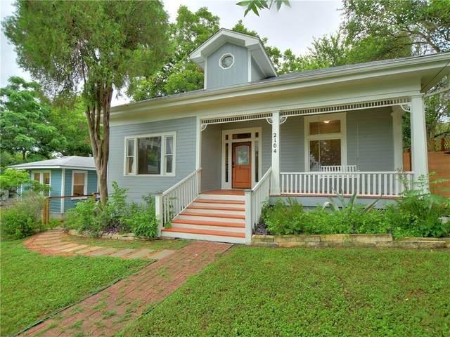 2104 E Martin Luther King Jr Blvd, Austin, TX 78702 (#4693811) :: Green City Realty