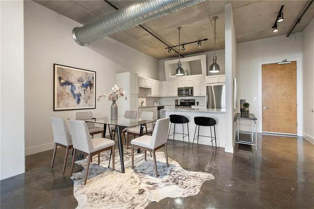 800 W 5th St #505, Austin, TX 78701 (#4696390) :: Azuri Group | All City Real Estate