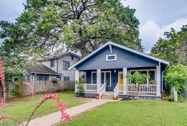 2902 Lafayette Ave, Austin, TX 78722 (#4697640) :: The Heyl Group at Keller Williams