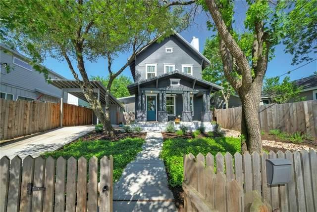 1408 Ulit Ave A, Austin, TX 78702 (#4699124) :: Ben Kinney Real Estate Team