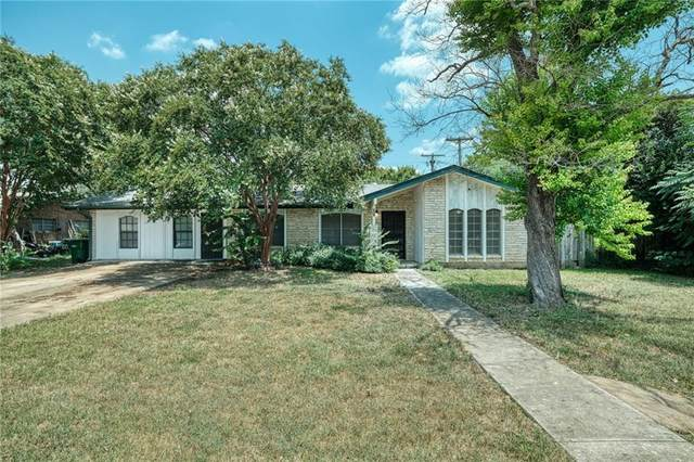 301 Brentwood St, Round Rock, TX 78681 (MLS #4700533) :: NewHomePrograms.com