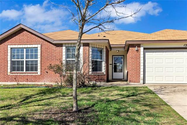 124 Lignite Dr, Jarrell, TX 76537 (#4700815) :: Papasan Real Estate Team @ Keller Williams Realty