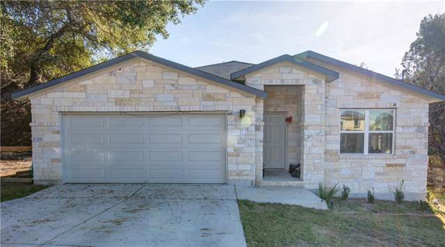 4105 Outpost Trce, Lago Vista, TX 78645 (#4702350) :: Ana Luxury Homes
