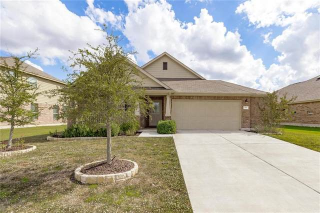 419 Hendelson Ln, Hutto, TX 78634 (#4703013) :: 12 Points Group
