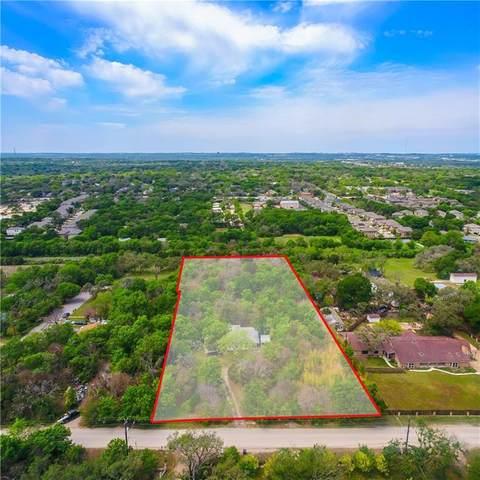 7606 Albert Rd, Austin, TX 78745 (#4703105) :: Lauren McCoy with David Brodsky Properties
