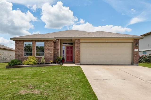305 Delby St, Hutto, TX 78634 (#4704248) :: The Perry Henderson Group at Berkshire Hathaway Texas Realty