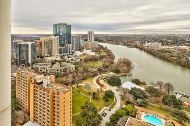 98 San Jacinto Blvd #2406, Austin, TX 78701 (#4704657) :: The Smith Team