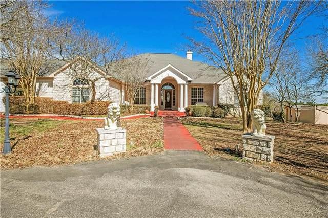 825 County Road 290 Rd, Leander, TX 78641 (#4704975) :: Papasan Real Estate Team @ Keller Williams Realty